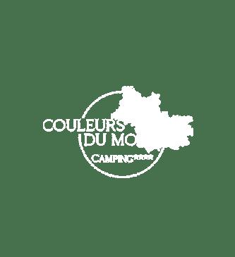 Logo Camping Couleurs du Monde